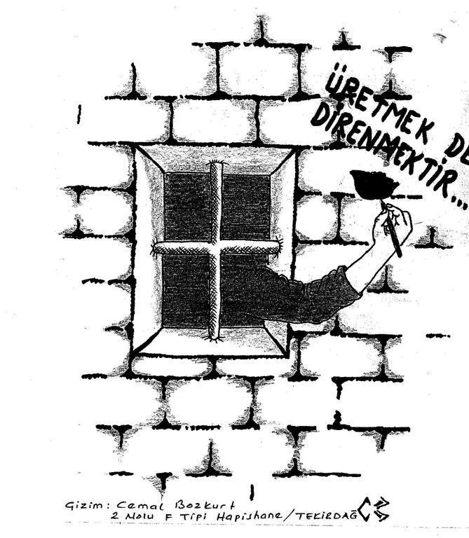 Yunanistan Özgür Tutsakları, Ali Osman Köse'nin Sağlık Durumuna Dikkat Çekmek İçin İHD'ye Mektup Yazdı